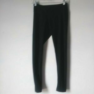 Bally Total Fitness PM Black Yoga active pant